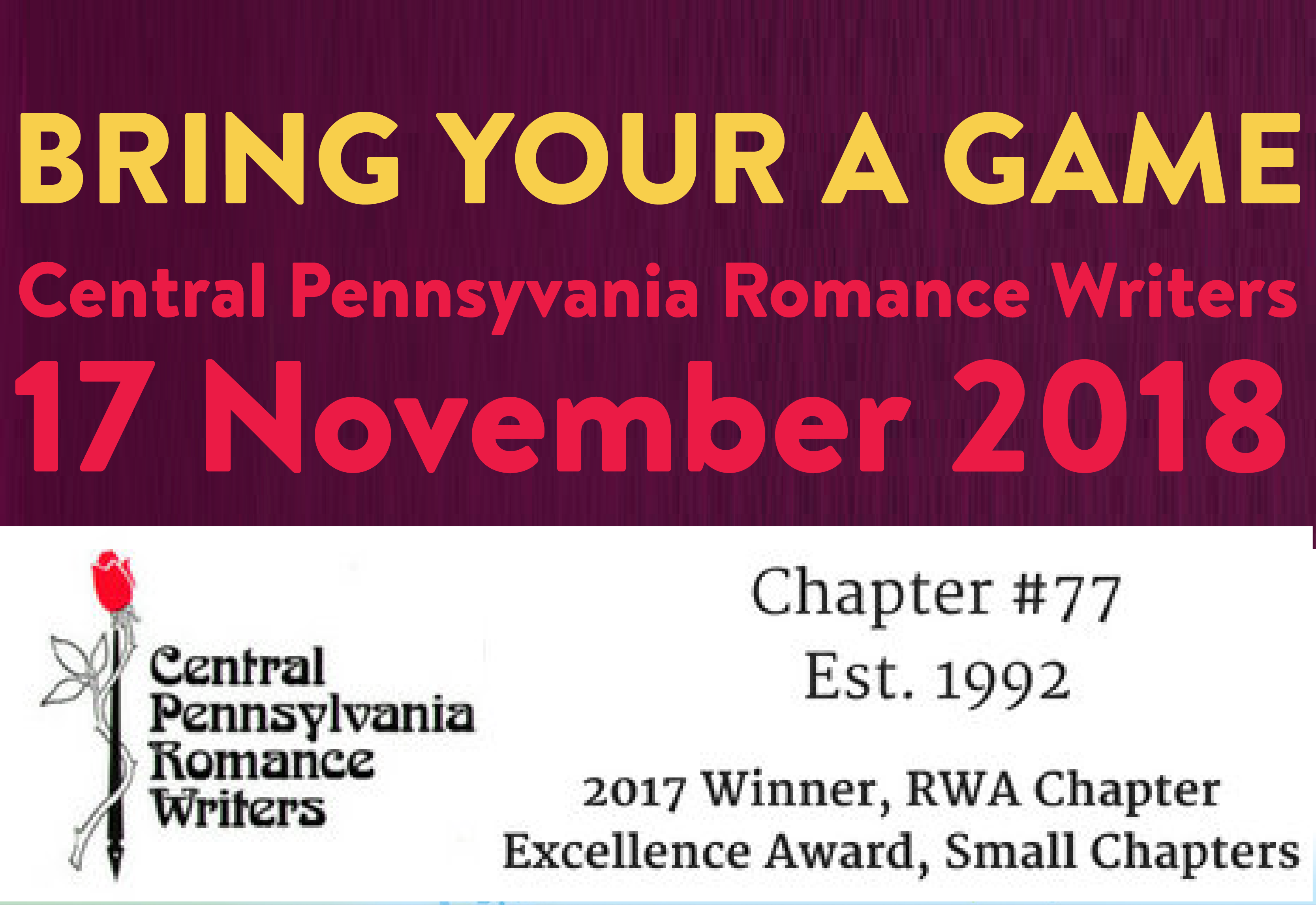 Central Pennsylvania Romance Writers (Harrisburg, PA)