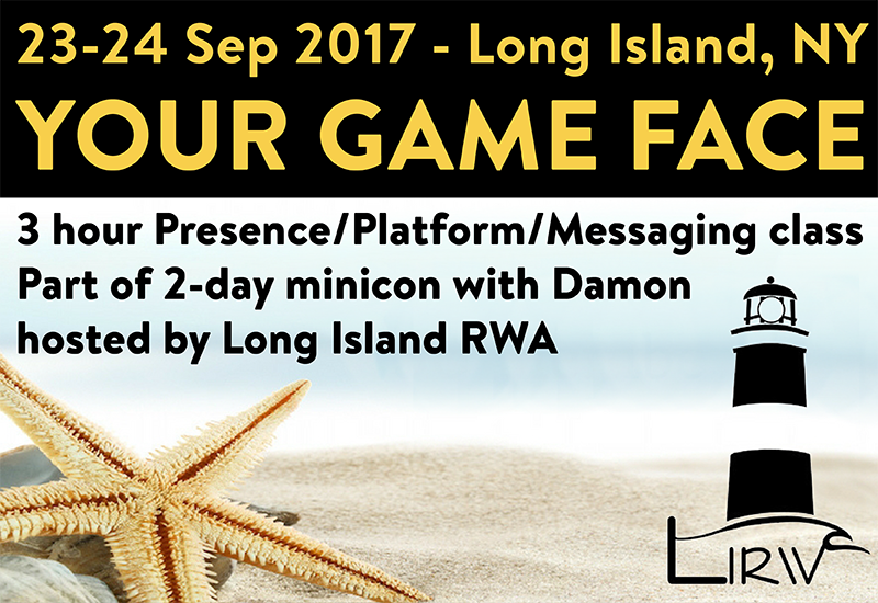 Long Island RWA 2017 minicon (Long Island, NY)