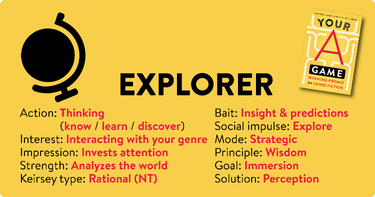 Play Style: Explorer