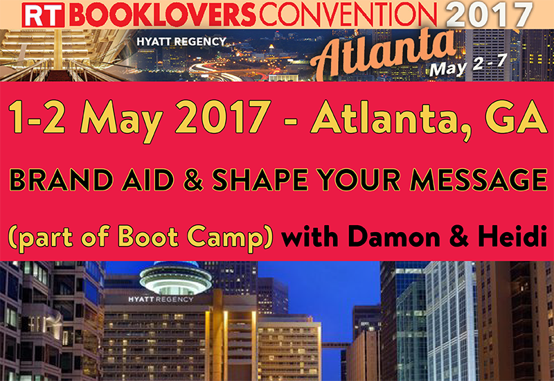RT Boot Camp 2017 classes (Atlanta, GA)