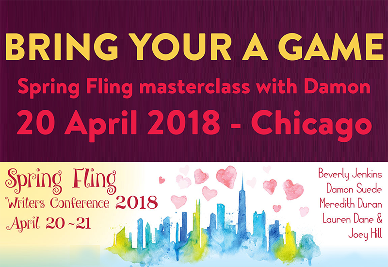 Spring Fling master class 2018 (Chicago, IL)