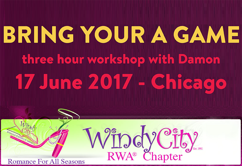 Windy City RWA full-day workshop 2017 (Chicago, IL)